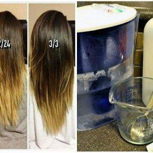 Ваше волосся буде рости як божевільні! Почніть використовувати цей натуральний шампунь.