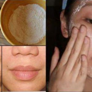 Чарівне зникнення плям, шрамів від вугрової висипки і зморшок вже після другого застосування цієї маски!