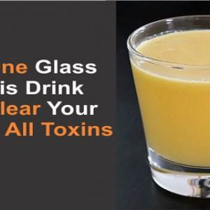 Всього один стакан цього напою очистить ваш організм від всіх токсинів!