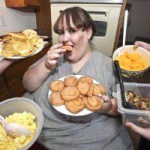 Жінки генетично запрограмовані на переїдання